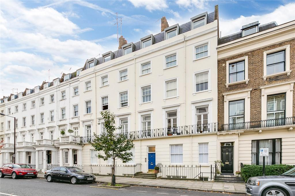 2 Bedrooms Flat for sale in Sutherland Street, London