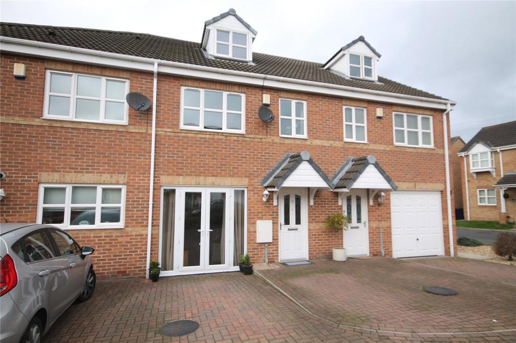 3 Bedrooms Terraced House for sale in Park Meadows, Shafton, Barnsley, S72
