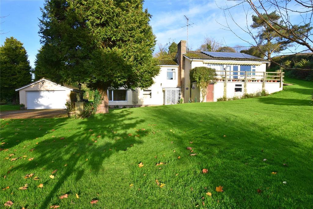 3 Bedrooms Detached House for sale in Membury, Axminster, Devon