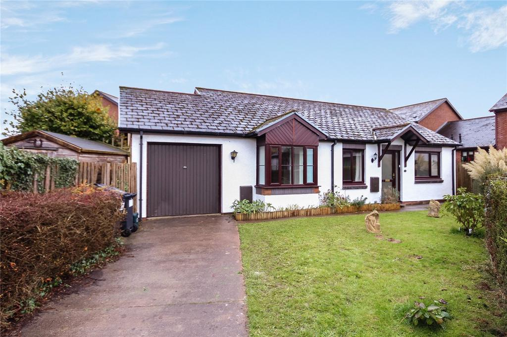 2 Bedrooms Detached Bungalow for sale in Beacons Park, Brecon, Powys