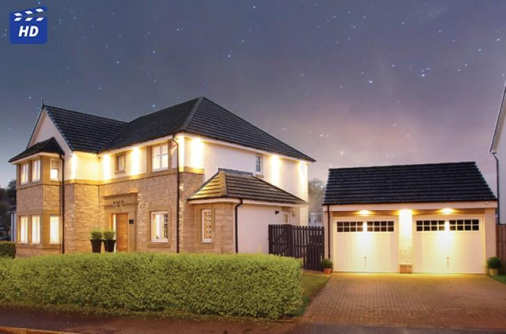 5 Bedrooms Detached House for sale in 9 Norman MacLeod Crescent, Bearsden, G61 3BF