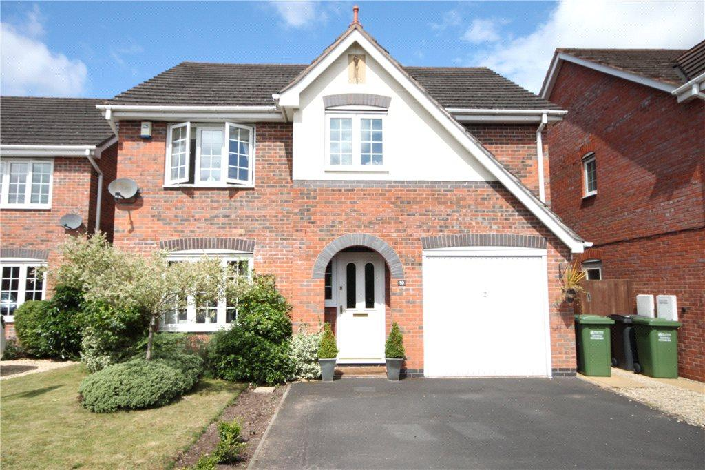 4 Bedrooms Detached House for sale in Britannia Gardens, Stourport-on-Severn, DY13