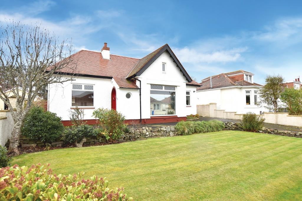 3 Bedrooms Detached Bungalow for sale in 29 Fullarton Crescent, Troon, KA10 6LL