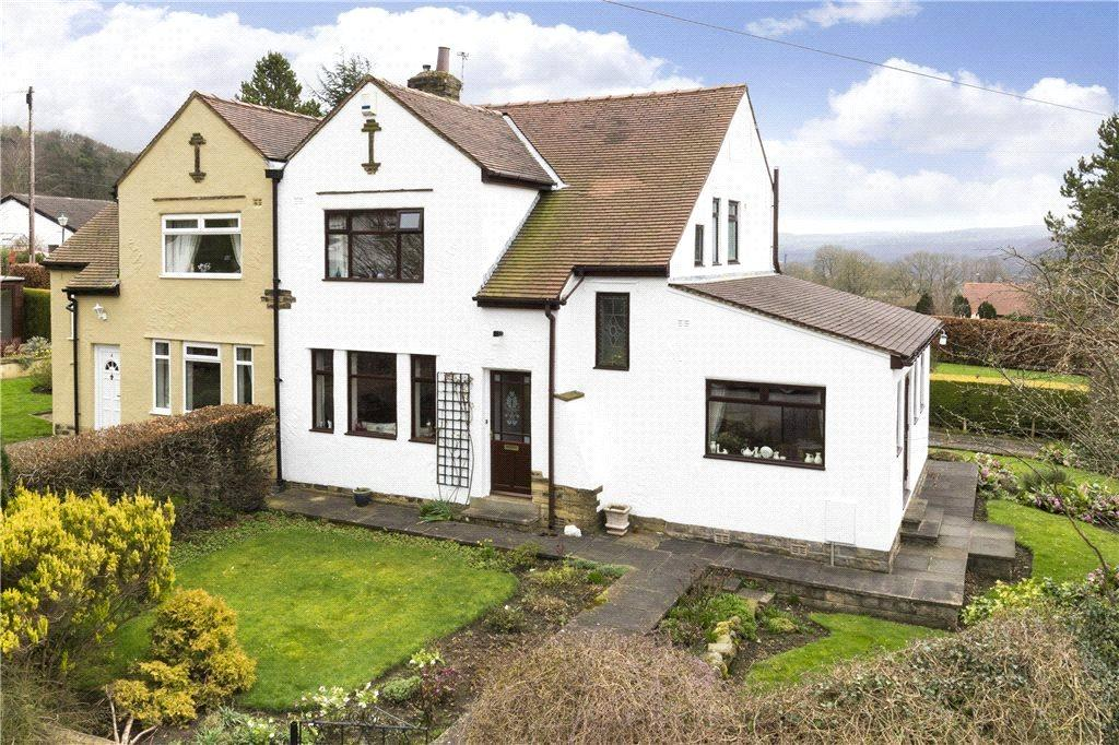 3 Bedrooms Semi Detached House for sale in Greenhill Drive, Micklethwaite, West Yorkshire