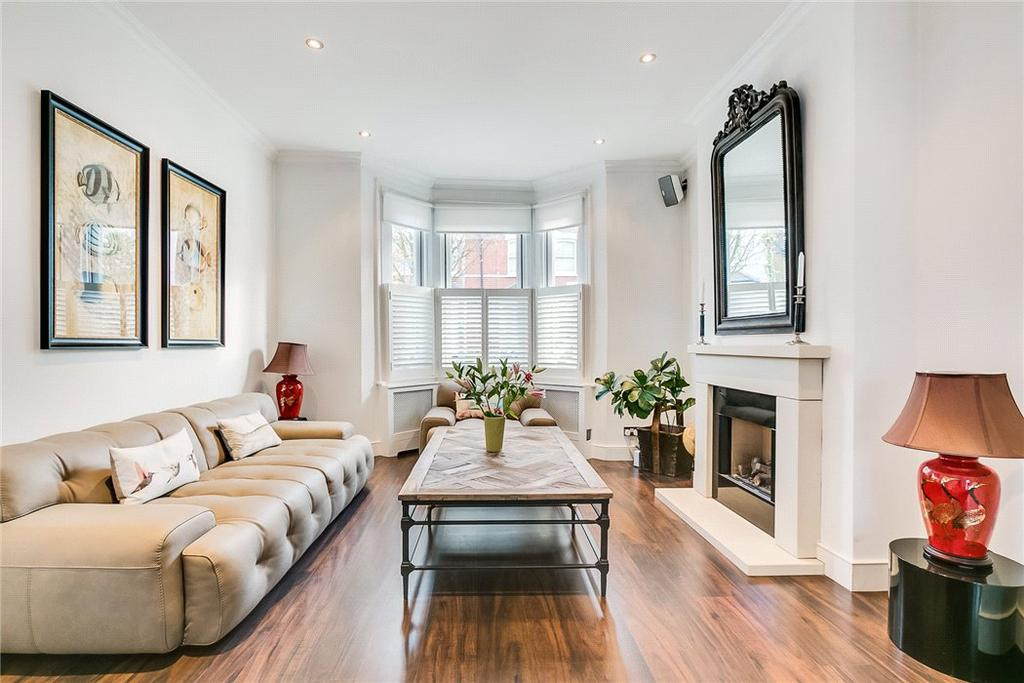 3 Bedrooms Terraced House for sale in Rosaline Road, London, SW6