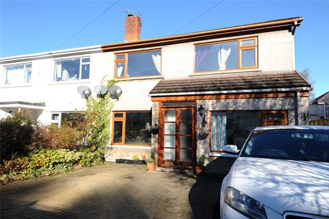 3 bedroom semi-detached house for sale - Nant-fawr Crescent, Cyncoed, Cardiff, CF23