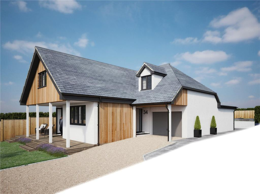 5 Bedrooms Detached House for sale in Stoney Lane, Winchester, Hampshire, SO22