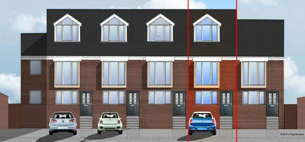 3 Bedrooms Terraced House for sale in Norfolk Mews, Norfolk Lane, Cleethorpes