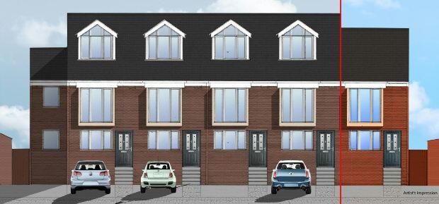 2 Bedrooms End Of Terrace House for sale in Norfolk Mews, Norfolk Lane, Cleethorpes