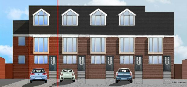 4 Bedrooms End Of Terrace House for sale in Norfolk Mews, Norfolk Lane, Cleethorpes