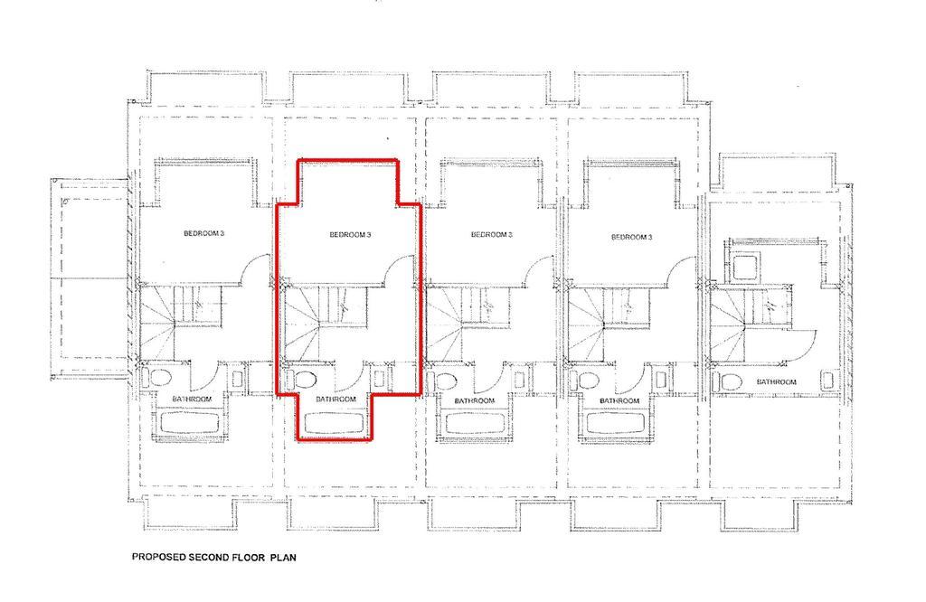 Floorplan 3 of 3: Second Floor   Floor Plan