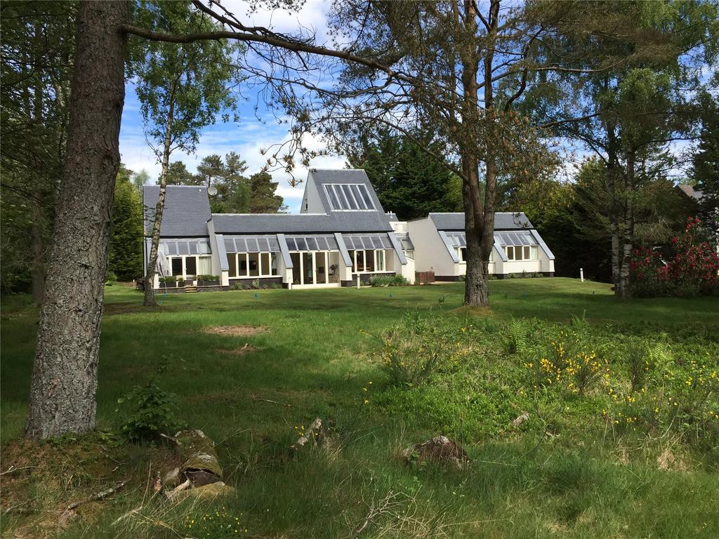 5 Bedrooms Detached House for sale in Balmoral Court, Gleneagles Village, Auchterarder, Perthshire