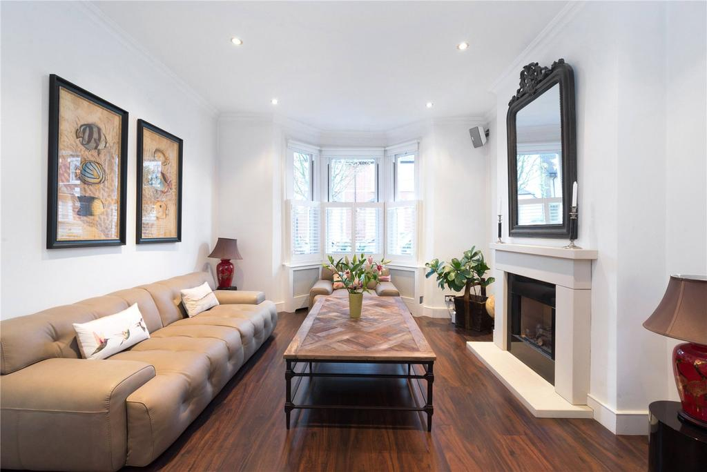 3 Bedrooms Terraced House for sale in Rosaline Road, Munster Village, Fulham, London, SW6