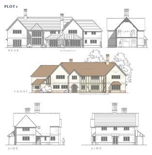 Detached house for sale - Old Compton Lane, Farnham, Surrey, GU9
