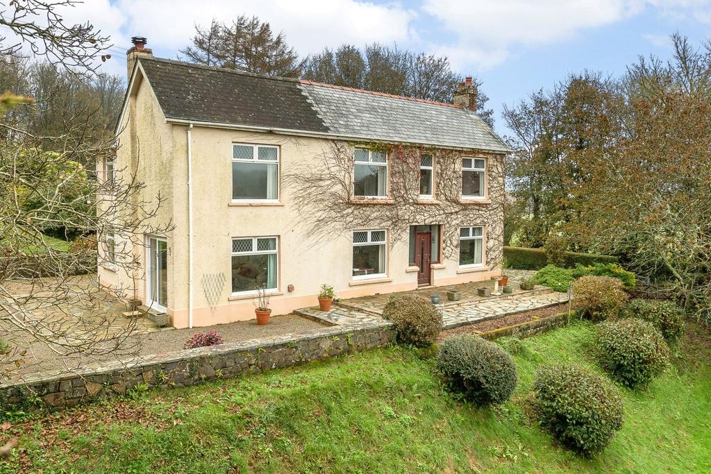 4 Bedrooms Detached House for sale in Brooksgrove Lane, Haverfordwest, Pembrokeshire, SA61