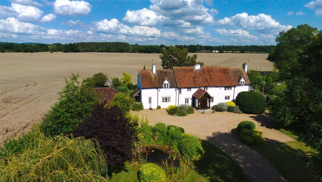 5 Bedrooms Detached House for sale in Whistley Green, Hurst, Berkshire, RG10