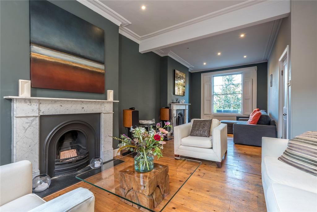 3 Bedrooms Terraced House for sale in Ripplevale Grove, Islington, London, N1