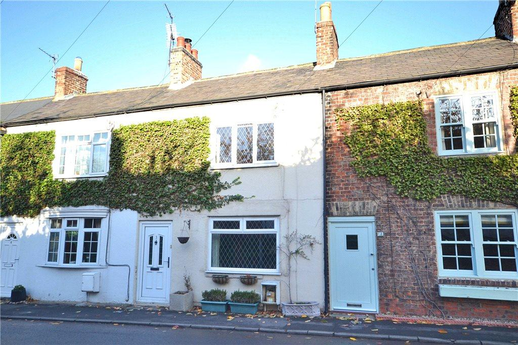 2 Bedrooms Terraced House for sale in Ivy Cottages, Hilton, Yarm