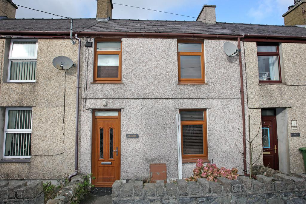 3 Bedrooms Terraced House for sale in Llwyndu Road, Penygroes, North Wales