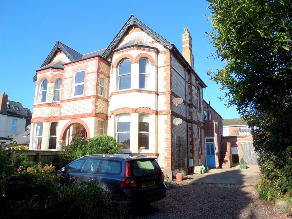 2 Bedrooms Flat for sale in Salterton Road, Exmouth