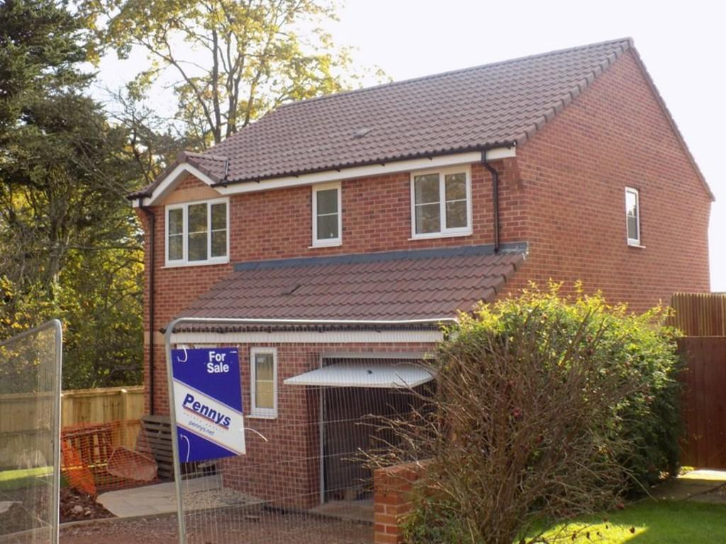 New Build Homes Exmouth