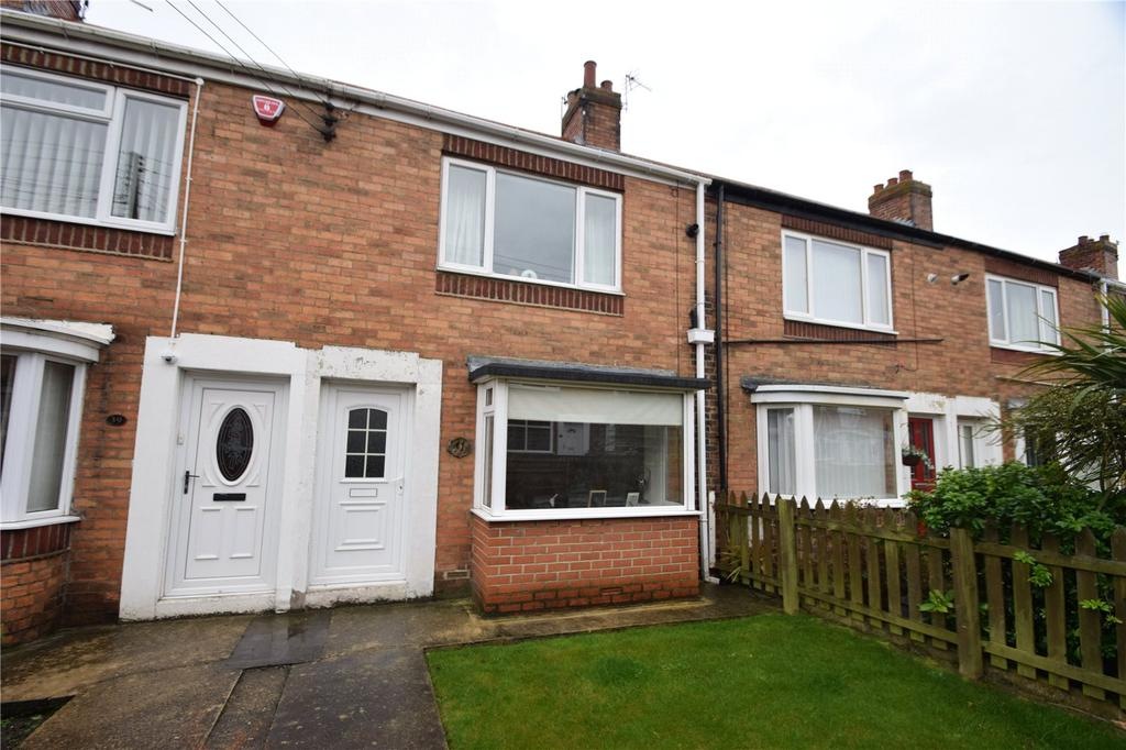 2 Bedrooms Terraced House for sale in Queens Ave, Seaham, Co. Durham, SR7