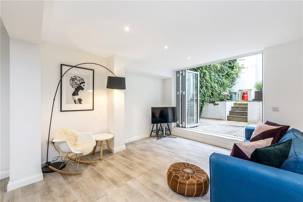 2 Bedrooms Apartment Flat for sale in Penzance Place, Holland Park, London, W11