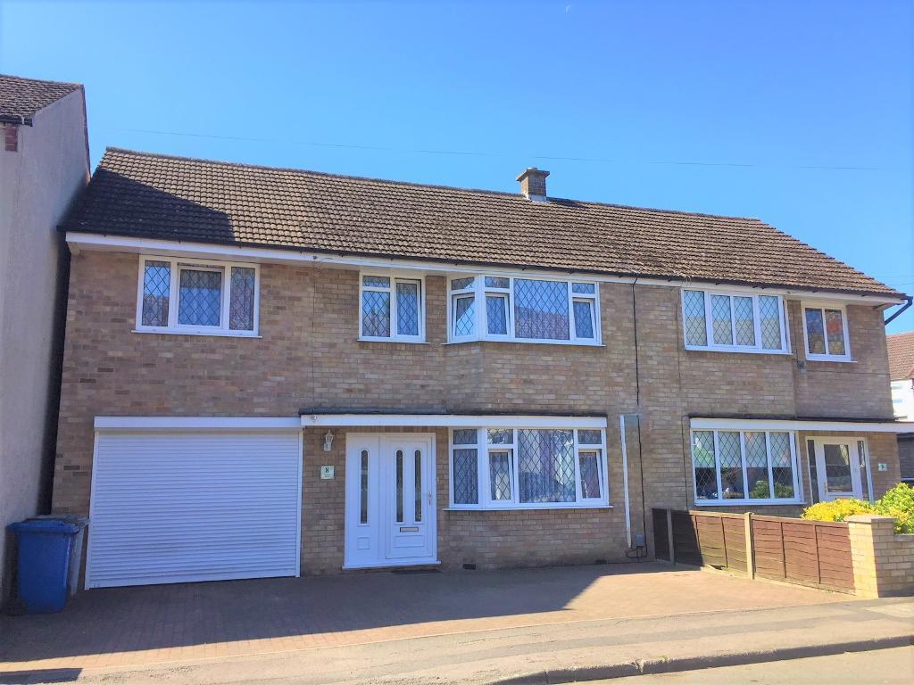 5 Bedrooms Semi Detached House for sale in Nichols Street, Desborough, NN14 2QU