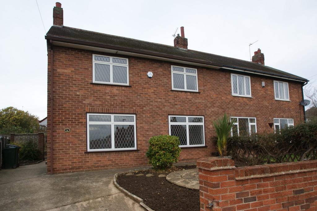 3 Bedrooms Semi Detached House for sale in Ballam Avenue, Scawthorpe