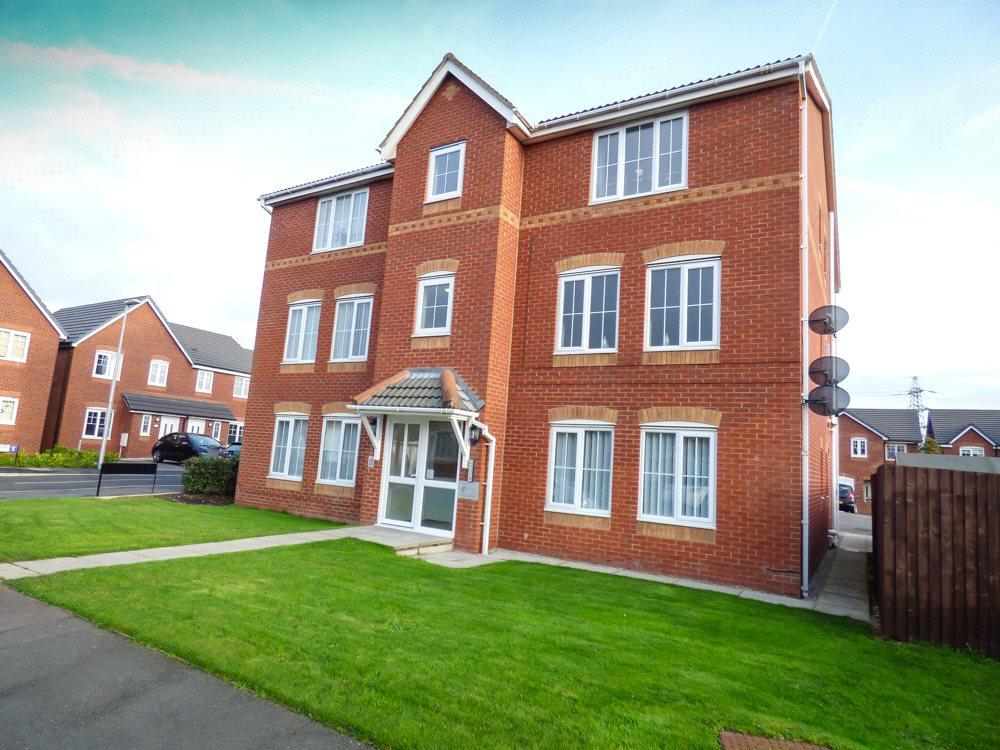 2 Bedrooms Apartment Flat for sale in Tennyson Drive, Bispham, Blackpool