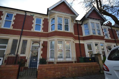4 bedroom house to rent - Amesbury Road, Penylan, Cardiff