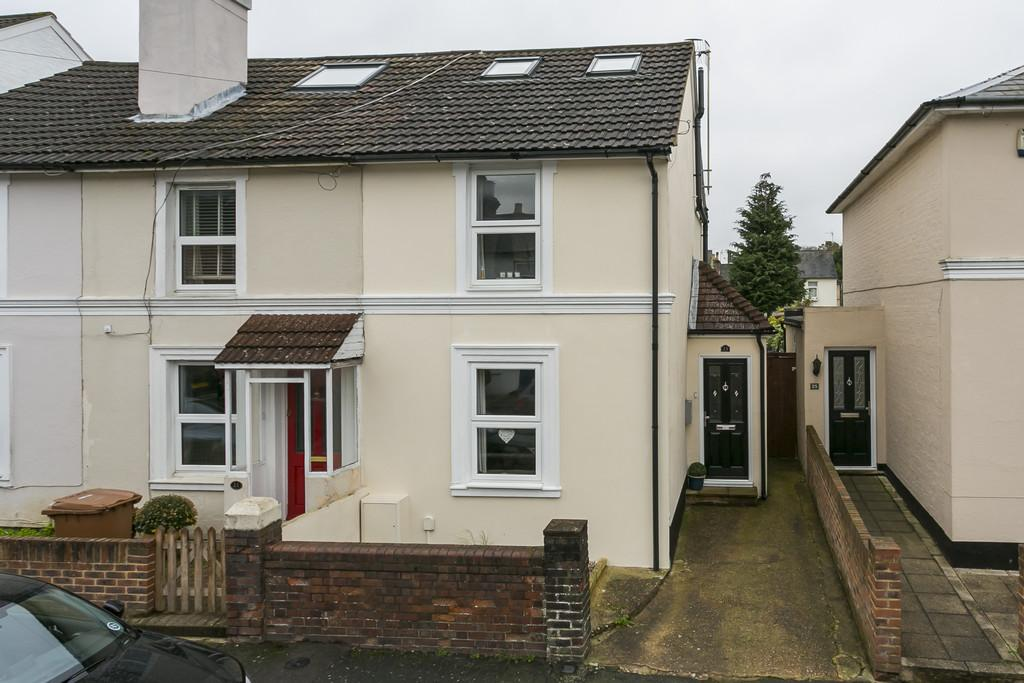 4 Bedrooms End Of Terrace House for sale in Taylor Street, Southborough