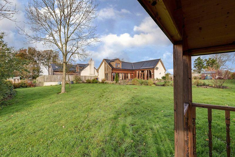 4 Bedrooms Country House Character Property for sale in Meadow View, Barquhey Farm, Sundrum, KA6 5JZ