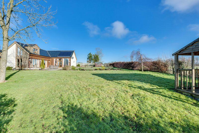 4 Bedrooms Country House Character Property for sale in Meadow View, Barquhey Farm, Sundrum, By Ayr, KA6 5JZ