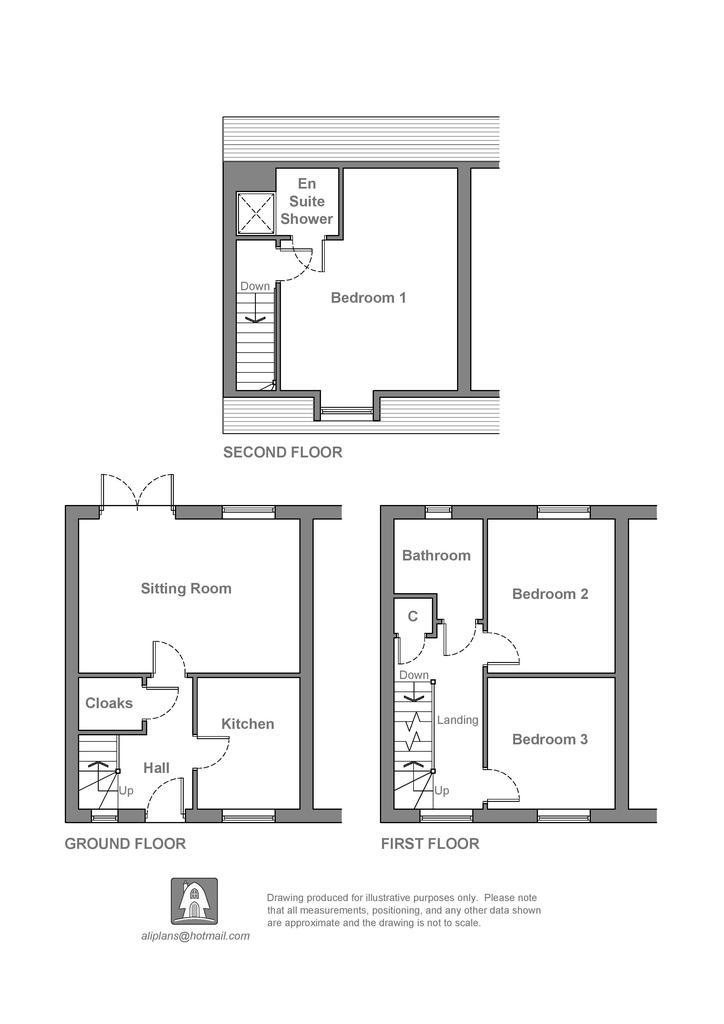 Floorplan: Plot 47 (81 Dukes