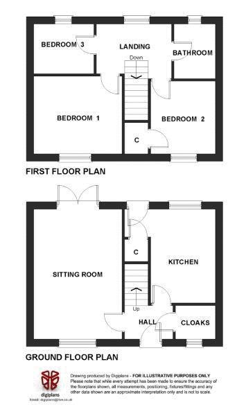 Floorplan: The Oak