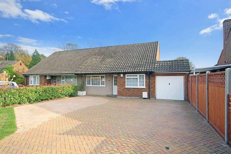 2 Bedrooms Semi Detached Bungalow for sale in The Chenies, Wilmington
