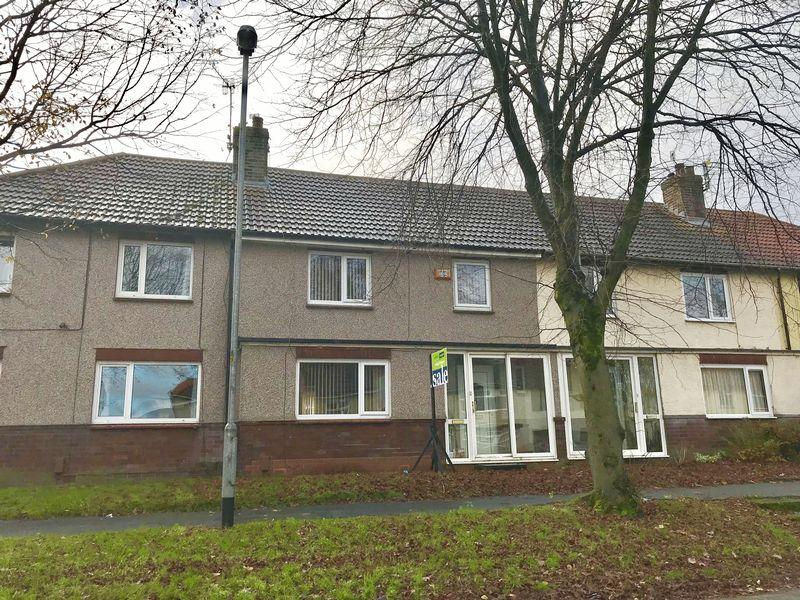 3 Bedrooms Terraced House for sale in Ribblesdale Avenue, Accrington.