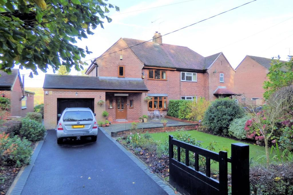 3 Bedrooms Semi Detached House for sale in Wootton Lane, Farley