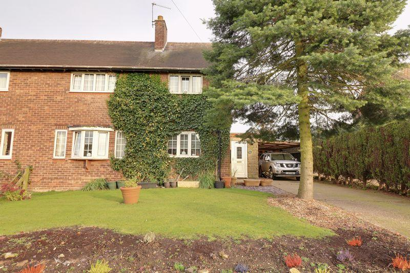3 Bedrooms Semi Detached House for sale in Vicarage Gardens, Wrawby