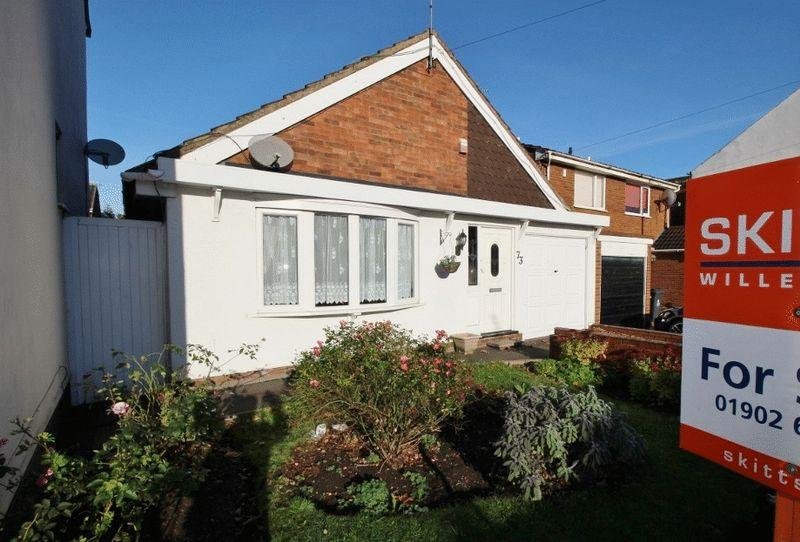 2 Bedrooms Bungalow for sale in Bloxwich Road South, Willenhall