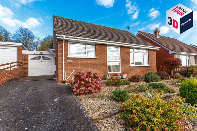 3 Bedrooms Detached Bungalow for sale in Prince Of Wales Road, Crediton