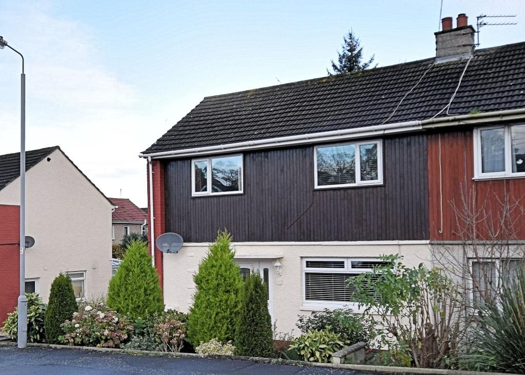 3 Bedrooms Semi Detached House for sale in Masonhill Road, Ayr, South Ayrshire, KA7 3NX