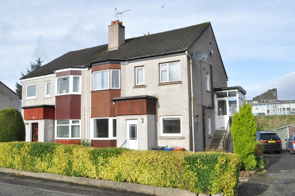 2 Bedrooms Flat for sale in Fairway, Bearsden, East Dunbartonshire, G61 4HN
