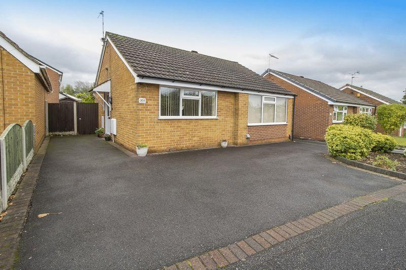 2 Bedrooms Detached Bungalow for sale in OREGON WAY, CHADDESDEN