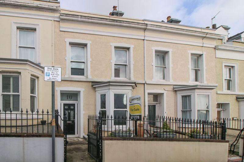 4 Bedrooms Terraced House for sale in 10 Albert Street, Douglas