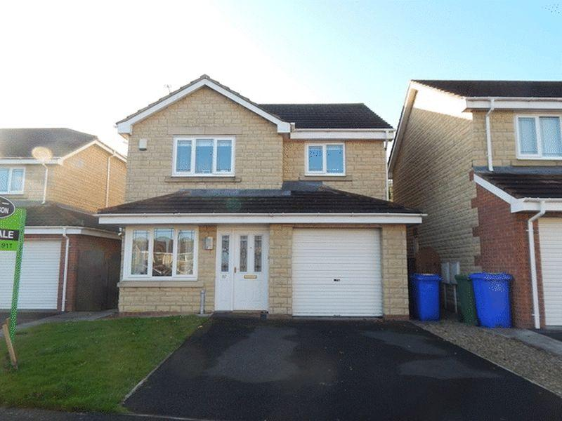 4 Bedrooms Detached House for sale in Chase Meadows, Chase Farm Estate Blyth