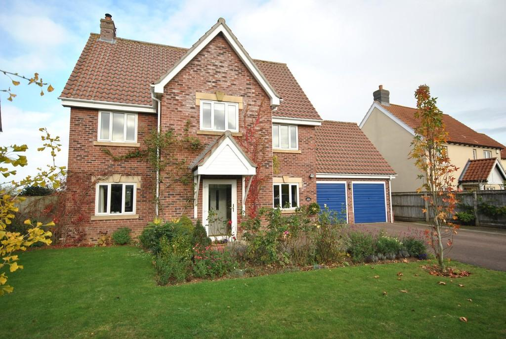 4 Bedrooms Detached House for sale in Hoxne, Suffolk