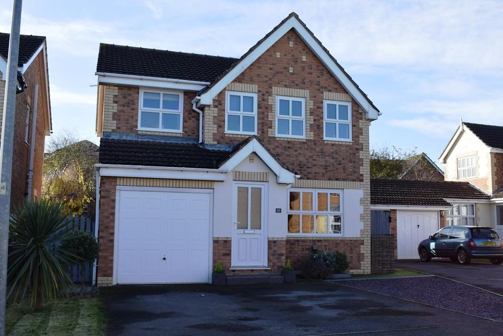 4 Bedrooms Detached House for sale in 20 Yews Lane, Laceby