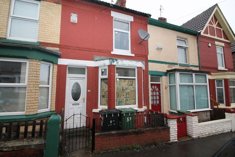 3 Bedrooms Terraced House for sale in Briardale Road, Birkenhead